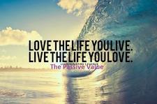 The Passive Value logo
