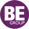 BE GROUP logo