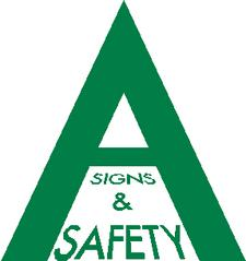 A Signs & Safety logo