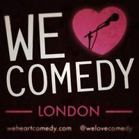 We Love Comedy at the Pipeline (Autumn 2013)