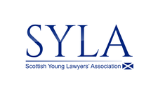 Scottish Young Lawyers' Association logo