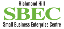 Richmond Hill Small Business Enterprise Centre logo