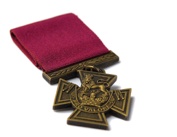 Arnold Loosemore and the Victoria Cross:  Heroism...