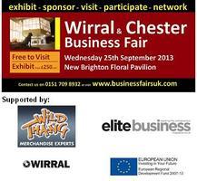 Wirral & Chester Business Fair 2013