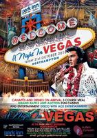 Las Vegas Charity Ball  in aid of Autism Concern Northa...