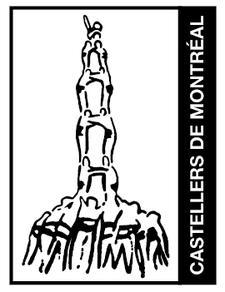 Castellers de Montréal  logo