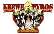 Krewe of Pyros Carnival Club logo