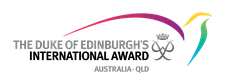 The Duke of Edinburgh's International Award - Queensland logo
