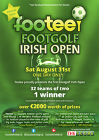 Footee Footgolf Irish Open 2013
