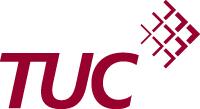 Trades Union Congress (TUC) logo