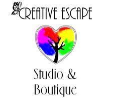 Creative Escape Studio & Boutique logo
