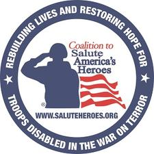 Coalition to Salute America's Heroes logo