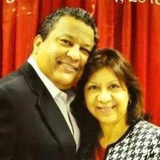 Juan & Elena Garcia logo