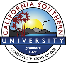California Southern University logo