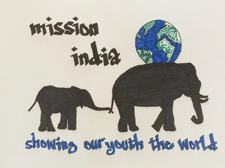 CONNISTON MIDDLE FUNDRAISER:  Mission India-Service and Learning Project logo
