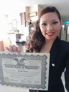Marilyn Hawken - Certified Consulting Hypnosist logo