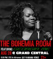 The Bohemia Room featuring HBO Def Poet GEORGIA ME