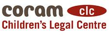 Coram Children's Legal Centre logo
