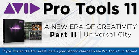 Pro Tools 11: A New Era of Creativity | Part II