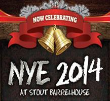 Stout New Year's Eve