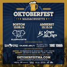 Oktoberfest Massachusetts logo