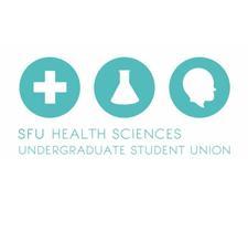 SFU Health Sciences Undergraduate Student Union (HSUSU) logo
