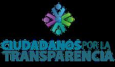 Ciudadan@s por la Transparencia logo
