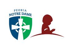 Peoria Notre Dame St. Jude Club logo