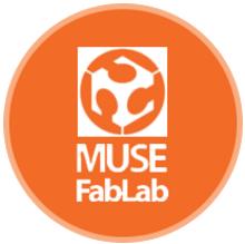 MUSE FabLab logo
