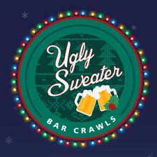 Ugly Sweater Bar Crawls logo