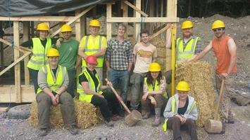 Strawbale Building Courses @ Rock Farm Slane 2013