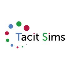 Tacit Sims logo