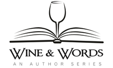 Wine & Words - Niagara on the Lake Public Library logo