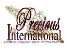 I Am Precious International Harvest Ministry logo