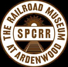 SPCRR/Railroad Museum at Ardenwood logo