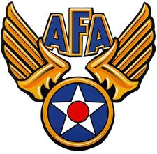 AFA Wright Memorial Chapter 212 logo