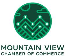 Mountain View Chamber of Commerce logo