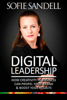 Book launch 'Digital Leadership' by Sofie Sandell