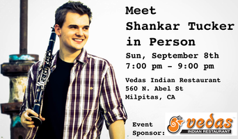 Meet and Greet with Shankar Tucker