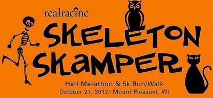 Volunteer Registration - Skeleton Skamper 2013