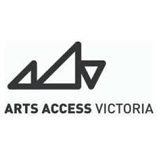 Arts Access Victoria logo