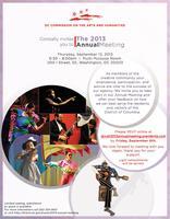 DCCAH 2013 Annual Meeting