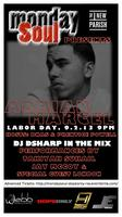 Adrian Marcel @ Monday Soul with London, Jay MCcoy,...