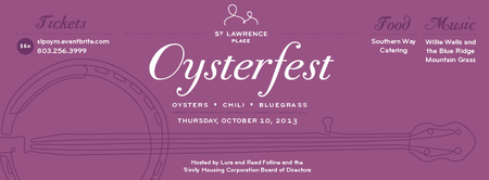 St. Lawrence Place Oysterfest!
