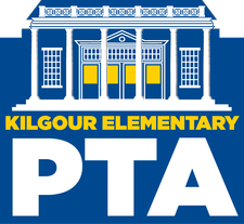 Kilgour Elementary PTA:  Great Gatherings logo