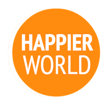 Happier World Events logo