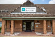 BMI The Droitwich Spa Hospital logo