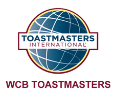 WCB Toastmasters logo