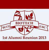 BCIT & UBC Biotechnology Reunion