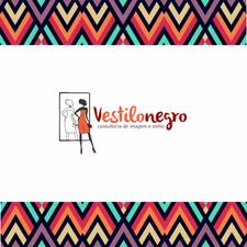 Vestilonegro Consultoria de Imagem e Estilo logo